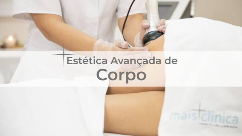 MaisClínica | Clínica de Estética na Maia - Tratamentos de Corpo
